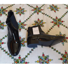 Bottines & low boots plates Claudie Pierlot  pas cher