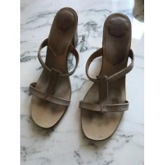 Sandales à talons K.Jacques  pas cher