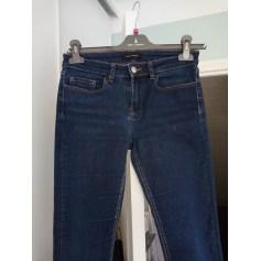 Jeans droit Cop-Copine  pas cher