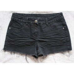 Short en jean Bershka  pas cher