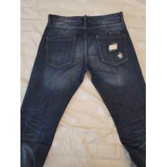 Jeans évasé, boot-cut Philipp Plein  pas cher