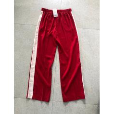 Pantalon droit Grace & Mila  pas cher