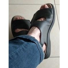 Sandales plates  Idealsko  pas cher