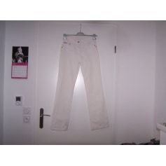 Jeans droit La City  pas cher
