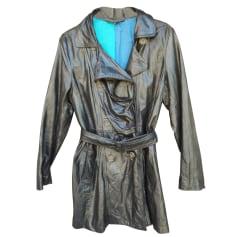 Manteau en cuir Paul Smith  pas cher