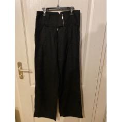 Pantalon large Kristina Popovitch  pas cher