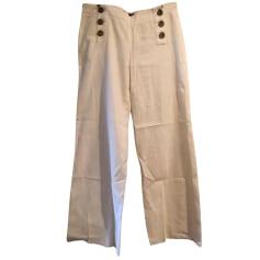Pantalon évasé Armani Exchange  pas cher