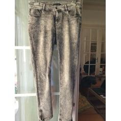 Jeans slim Cotélac  pas cher