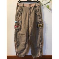 Pantalon large D&G  pas cher