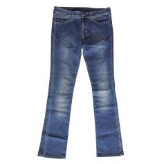 Jeans évasé, boot-cut Jacob Cohen  pas cher