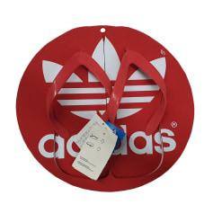 Tongs Adidas  pas cher