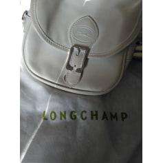 Sac en bandoulière en cuir Longchamp Amazone pas cher