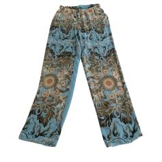 Pantalon droit Trussardi  pas cher