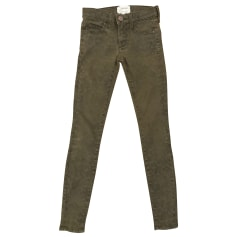 Jeans slim Current/Elliott  pas cher