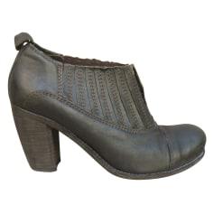 Bottines & low boots à talons Cotélac  pas cher