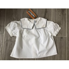 Blouse, Short-sleeved Shirt Cacharel