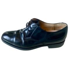 Chaussures à lacets Helmut Lang  pas cher