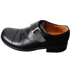 Buckle Shoes Giorgio Armani