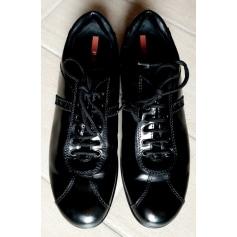 Chaussures à lacets  Prada  pas cher