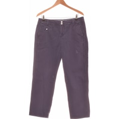 Pantalon droit Banana Moon  pas cher