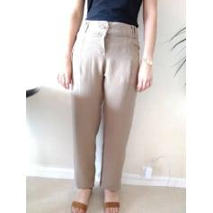 Pantalon droit Terre et Mer  pas cher