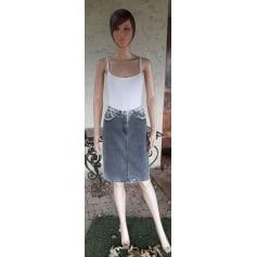 Jupe mi-longue Lulu Castagnette  pas cher