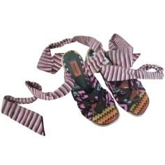 Chaussures à lacets  Missoni  pas cher