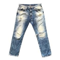 Jeans large, boyfriend Denim & Supply  pas cher