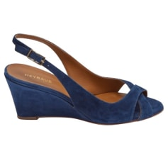 Wedge Sandals Heyraud