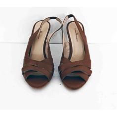 Sandales à talons Pascal Morabito  pas cher