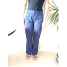 Pantalon droit Kalaïs  pas cher