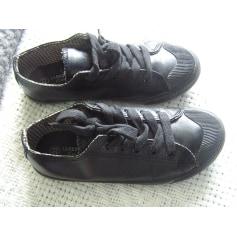 Chaussures à lacets La Redoute  pas cher