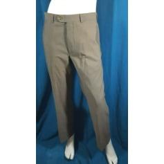 Pantalon droit De Fursac  pas cher