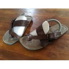 Sandales Kickers  pas cher