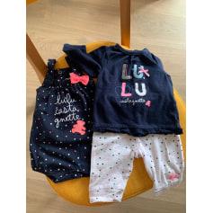 Ensemble & Combinaison pantalon Lulu Castagnette  pas cher