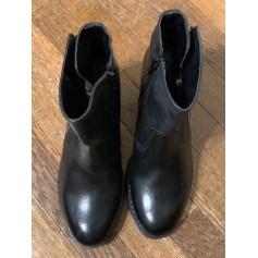 Bottines & low boots à talons Salamander  pas cher