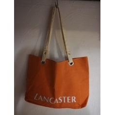 Sac XL en tissu Lancaster  pas cher