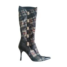 High Heel Boots Casadei