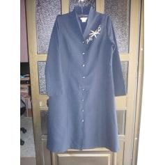 Robe mi-longue Daxon  pas cher