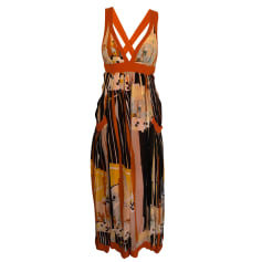 Robe longue French Connection  pas cher