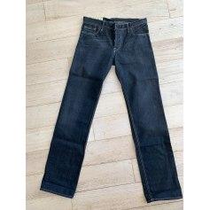 Jeans droit Japan Rags  pas cher
