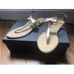 Sandales plates  Mademoiselle R  pas cher