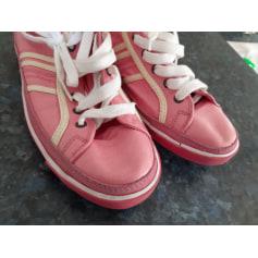 Chaussures à lacets  Diesel  pas cher