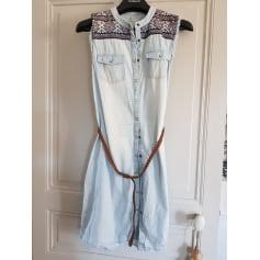 Robe courte Pepe Jeans  pas cher