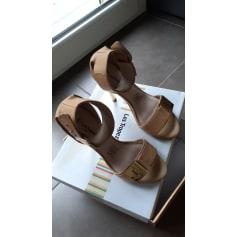 Sandales à talons Les Tropéziennes Par M. Belarbi  pas cher