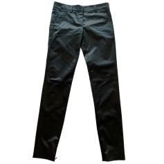 Pantalon slim, cigarette Dolce & Gabbana  pas cher
