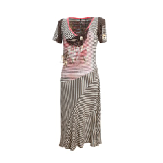 Midi-Kleid Save The Queen