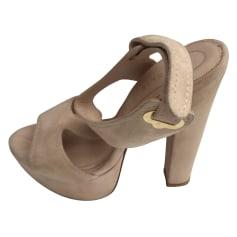 Sandales à talons Elie Saab  pas cher