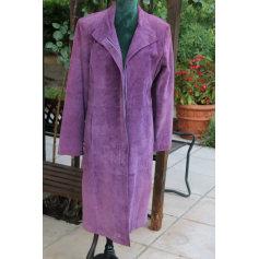 Manteau en cuir Avant Premiere  pas cher