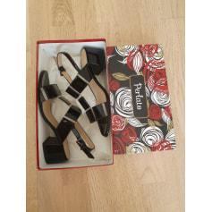 Sandales à talons Perlato  pas cher